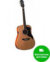 Гитара электроакустическая EKO RANGER 6 VINTAGE EQ