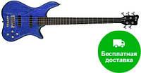 Бас-гитара Warwick KATANA BO 5 (OCEAN BLUE)