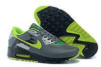 Кроссовки Nike Air Max 90 Hyperfuse Oregon Custom.