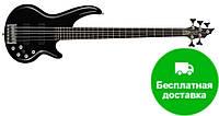 Бас-гитара Cort CURBOW 52 (BK)