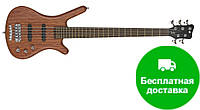 Бас-гитара Warwick CORVETTE STANDARD BUBINGA 5 (NATURAL)