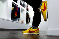 "Кроссовки Nike Cortez NM ""Yellow/Red""."