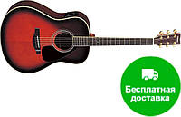 Электро-акустическая гитара Yamaha LLX6A (TBS)