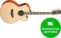 Электро-акустическая гитара Yamaha CPX1000 (NAT)