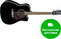 Электро-акустическая гитара Yamaha FX370C (BL)