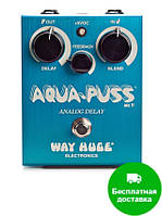 Гитарный эффект Wayhuge WAY HUGE AQUA PUSS MKII ANALOG DELAY