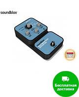 Бас-гитарная педаль эффектов SOURCE AUDIO SA125 Soundblox Multiwave Bass Distortion