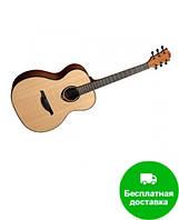 Гитара акустическая Lag Tramontane T80A