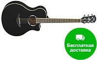 Электро-акустическая гитара Yamaha APX500 III (BLK)