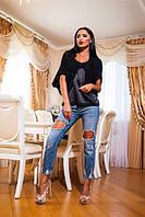 Женское вязаное болеро КВ 020-NW
