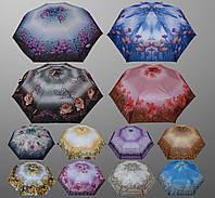 Зонт женский Monsoon три сложения механика