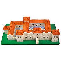 Керамический конструктор Свиржский замок из 2550 деталей