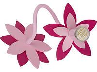 FLOWERS PINK I kinkiet