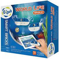 Gigo Toys Конструктор Gigo В мире животных. Кит (7252)