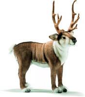 Мягкая игрушка Северный олень HANSA 60 см