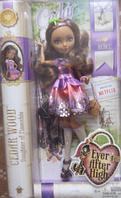 Кукла Ever After High Cedar Wood Doll Сидар Вуд базовая