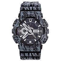Часы  G-Shock - GA-110, стальной бокс, цвет  черный extrim