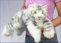 Мягкая игрушка Тигр белый HANSA 54 см