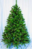 Елка искусственная на нитях зеленая 1.10 метра Кристина