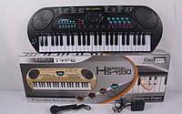Детский синтезатор, орган HS4930A, от сети