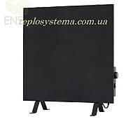 Инфракрасный керамический обогреватель - электрическая тепловая панель ENSA КЕРАМИК CR 500 TB (черный) Украина