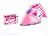 Розовый утюжек