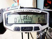 Велокомпьютер одометр спидометр цифровой