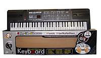Пианино синтезатор с радио MQ-012FM, детский орган