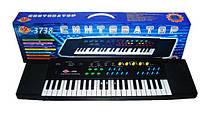Пианино синтезатор с микрофоном SK 3738, детский орган