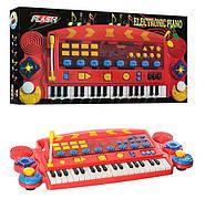 Детский синтезатор, пианино SK 6868, детский орган