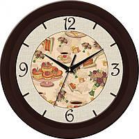 Настенные часы для кухни и столовой