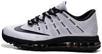 Мужские кроссовки Nike Air Max 2016 (найк аир макс) белые