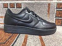 Женские повседневные кроссовки NIKE Air Max мидл классика черные