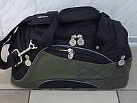 Спортивная сумка PUMA 405A хаки