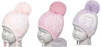 Зимняя польская шапка Barbaras р-ры 38,40,42