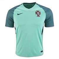 Футбольная форма Сборной Португалии ЕВРО 2016 Выездная