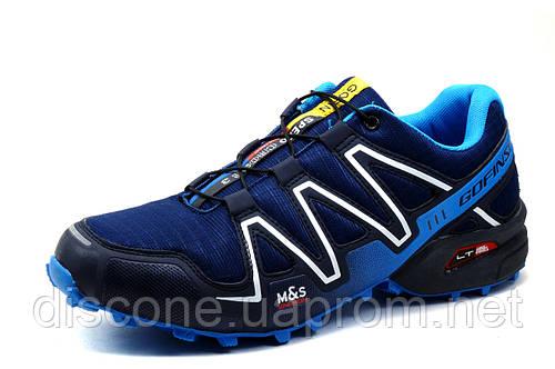Кроссовки мужские GoFin Speedcross 3, темно-синие