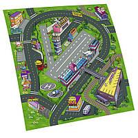 """Игрушечные машинки и техника «Dickie Toys» (3315318) игровой коврик """"Majorette"""", 70х80 см (вид 2)"""