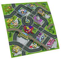 """Игрушечные машинки и техника «Dickie Toys» (3315318) игровой коврик """"Majorette"""", 70х80 см (вид 5)"""