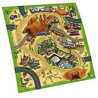 """Игрушечные машинки и техника «Dickie Toys» (3315318) игровой коврик """"Majorette"""", 70х80 см (вид 6)"""