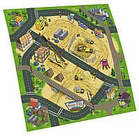 """Игрушечные машинки и техника «Dickie Toys» (3315318) игровой коврик """"Majorette"""", 70х80 см (вид 3)"""
