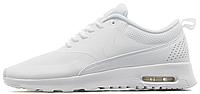 Женские кроссовки Nike Air Max Thea (найк аир макс) белые