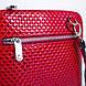 Превосходная женская кожаная сумка-клатч KARYA (КАРИЯ) SHI559-1 (красный), фото 5