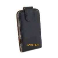 Чехол-флип Chic Case для HTC Desire 200 Black