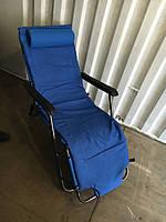 Шезлонг (кресло) с матрасом