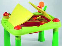Стол для игр с песком и водой  Sand & water table, цвет May Greenish, KETER