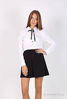 Очень стильная женская юбка черного цвета