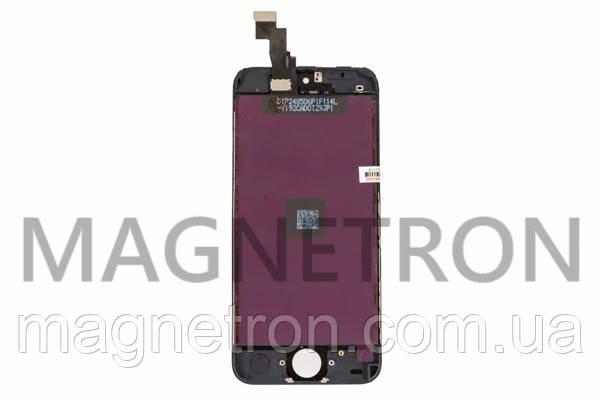 Дисплей с тачскрином и рамкой для мобильных телефонов Apple iPhone 5C, фото 2