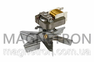Двигатель вентилятора конвекции c крыльчаткой для духовки Whirlpool 481236118492, фото 2