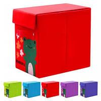 Ящик текстиль для хранения игрушек